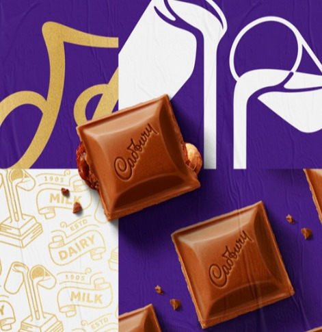Cadbury 吉百利纯牛奶 、夹心巧克力 1.76加元起