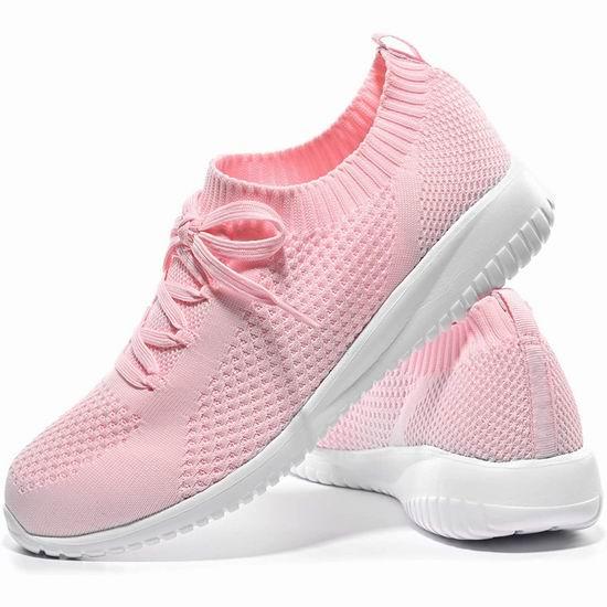 白菜价!JIUMUJIPU 女式时尚 舒适透气 休闲鞋/运动鞋 12.49加元清仓!5色可选!免税!