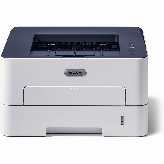 Xerox 施乐 B210DNI 无线黑白激光打印机 168.99加元包邮!
