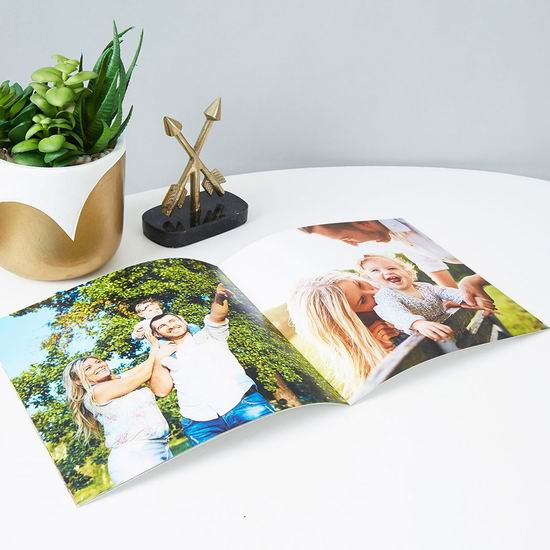 Walmart Photo Centre 免费打印8x8寸照片书!