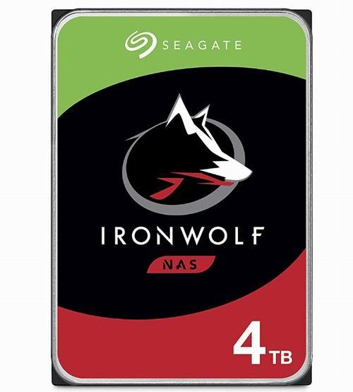 历史最低价!Seagate IronWolf 4TB 存储器NAS 存储服务器专用硬盘119.99加元,原价 145.99加元,包邮