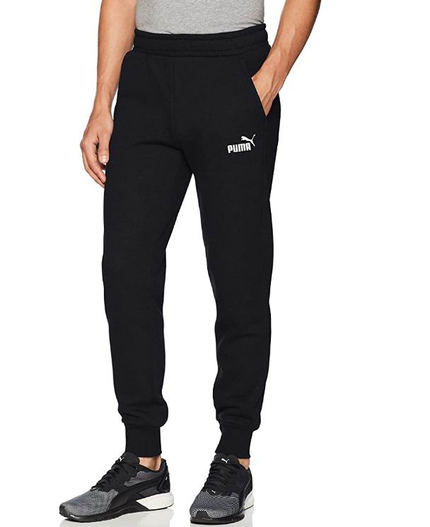 PUMA Ess Logo男士运动裤 24.99加元,原价 50加元