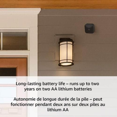 史低价!All-new Blink 室内+室外 家用高清安防 智能摄像头 5件套 7.1折 384.98加元