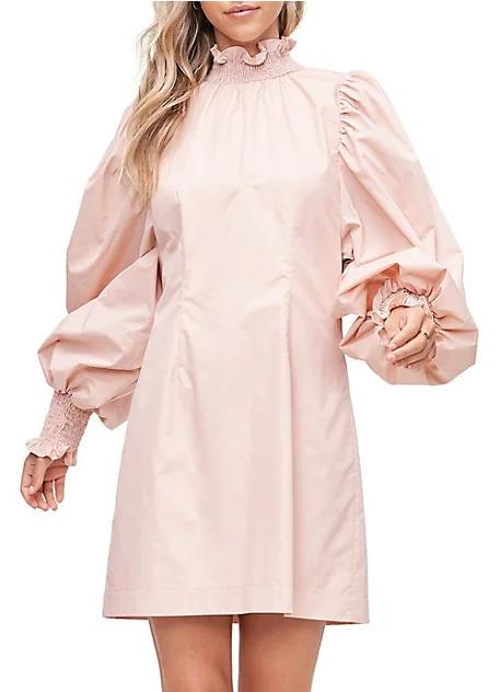 En Saison少女感十足 减龄又时髦 精美服饰 3.3折起+额外8折,棉质上衣 23.96加元、方领连衣裙 39.96加元