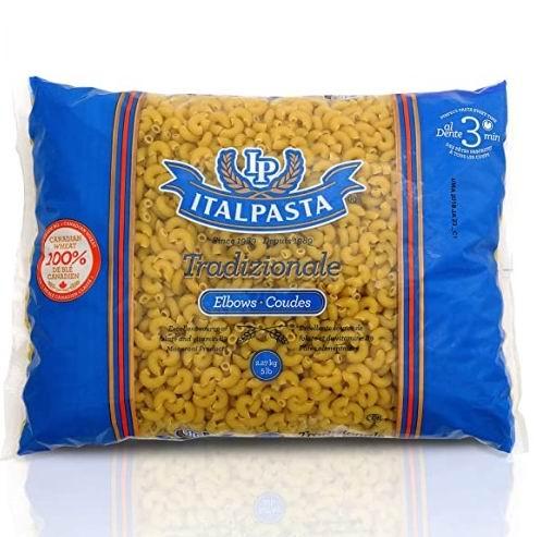 历史最低价!Italpasta Spaghetti 意大利面条(2.27公斤) 2加元