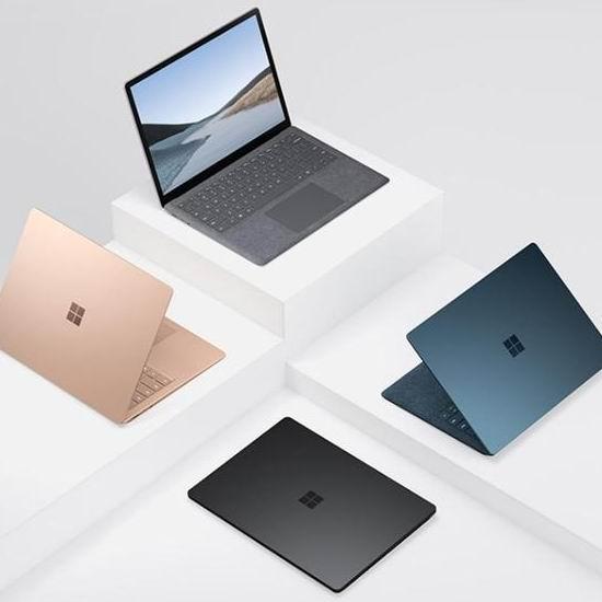 历史最低价!Microsoft Surface Laptop 3 13.5英寸笔记本电脑(Core i7, 16GB, 256GB SSD) 1649加元包邮!3色可选!