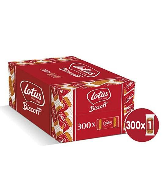 传说中真正的咖啡伴侣!Lotus Biscoff 焦糖饼干 300块  28.23加元