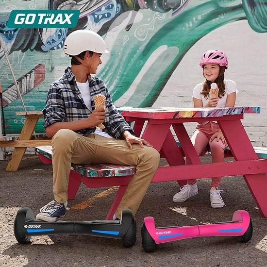 折扣升级!历史新低!新品 GOTRAX FX3 双电机 体感平衡车6.5折 129.99加元包邮!
