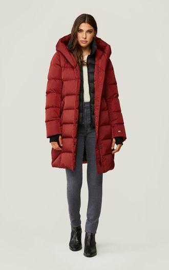 Soia & Kyo私密大促,精选女式时尚大衣外套、羽绒服、风衣等全场5折!