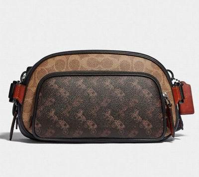 Coach母亲节大促!精选新款美包、美鞋、服饰全场7折+满送2个手拿包!入封面款Loewe Gate平价替代款