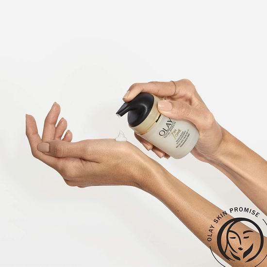Olay 玉兰油 7合1抗衰老保湿霜SPF 15(17盎司)6.5折 17.08加元包邮!