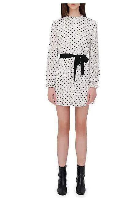 精选 Sandro 、Maje 法式风格 气质大衣、T恤、连衣裙 5折起特卖!入明星时尚博主同款!