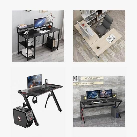 金盒头条:精选多款 Soges 电脑桌、书桌、L型办公桌、游戏桌等7.1折起,低至65加元!