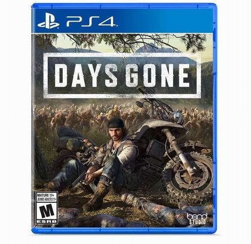 《Days Gone:往日不再》PS4 游戏 19.96加元