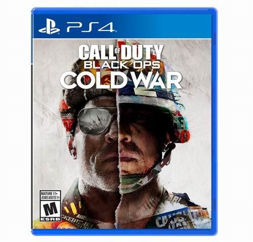 《使命召唤:黑色行动冷战》PS4/PS5/Xbox One/Xbox Series X 游戏 7.5折 59.99加元