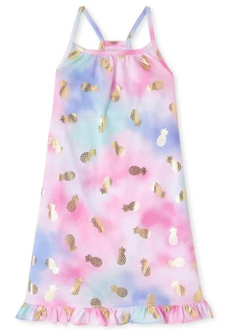 The Children's Place 精选儿童春夏时尚服饰 3折起+全场包邮