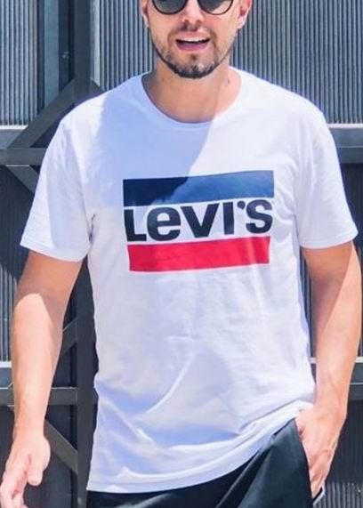 Levi's 李维斯男士Logo T恤 16.5加元,原价 29.95加元