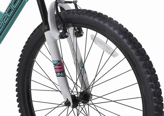补货!Krusher Dynacraft 24寸 18速 变速自行车 202.53加元包邮!