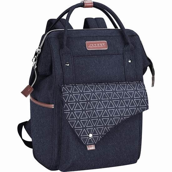 白菜价!精选多款 KROSER 时尚两用背包、托特包、公文包3.6折起清仓,低至13.99加元!