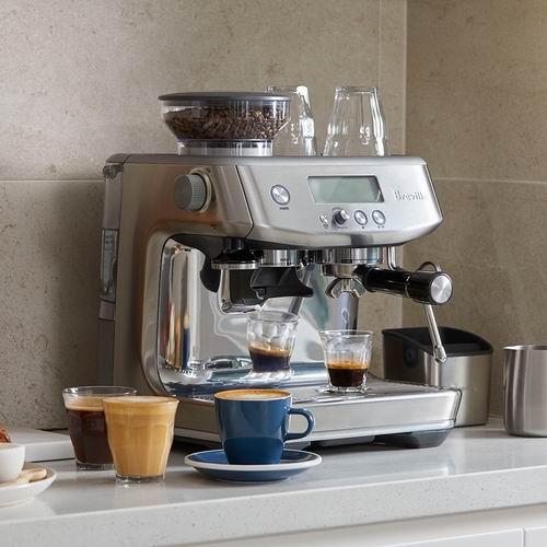 精选 Breville 铂富厨房小家电8折起!意式咖啡机$719.99、对流烤箱$219.99、冷榨汁机$199.99、智能电水壶$149.99!