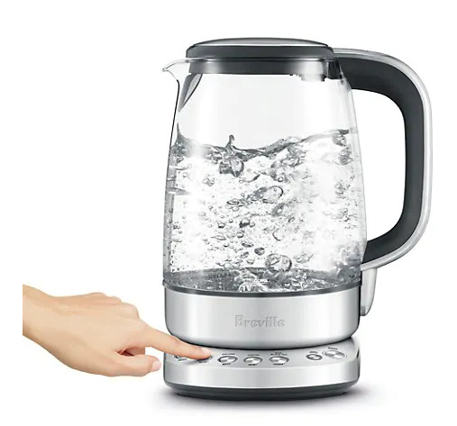 精选 Breville 铂富厨房小家电8折起+满立减10加元!意式咖啡机9.99、对流烤箱9.99、冷榨汁机9.99、智能电水壶9.99!