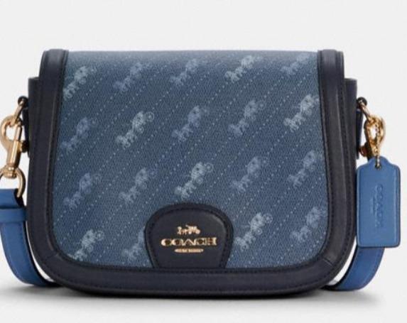 新款加入!Coach Outlet精选手袋、鞋靴、服饰等3折起+额外8.5折+包邮无关税!斜挎包.4、T恤.25