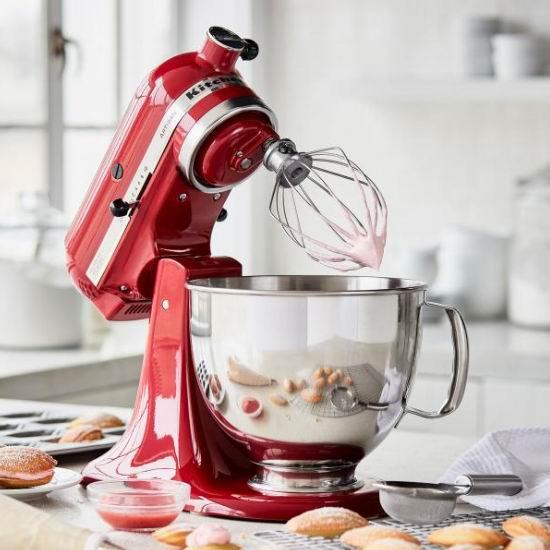 精选 KitchenAid 厨房小家电5折起+满减10加元!厨师机$419.99、温控电热水壶$109.99、数字烤箱$139.99、食物料理机$189.99!