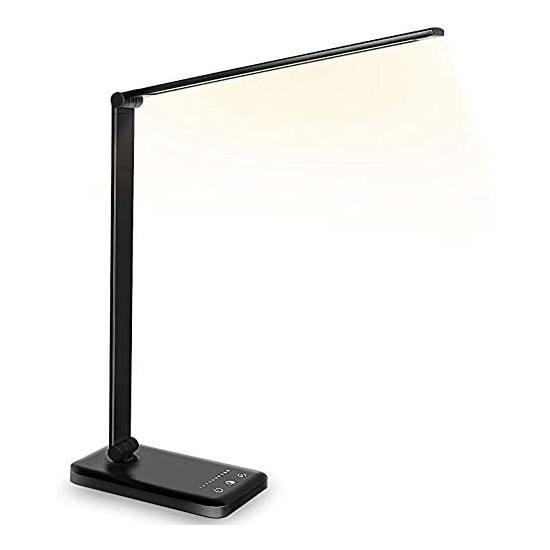 SWAGITLOUD 可调亮度LED护眼台灯6.6折 23.79加元限量特卖并包邮!