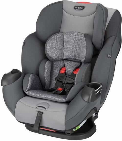 Evenflo Symphony Sport 三合一 成长型儿童安全座椅 199.98加元,原价 249.99加元,包邮
