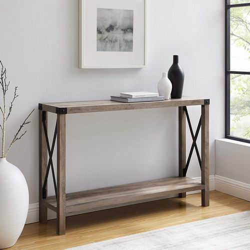 Walker Edison Sedalia现代门厅桌 46英寸 167.99加元,原价 207.49加元,包邮