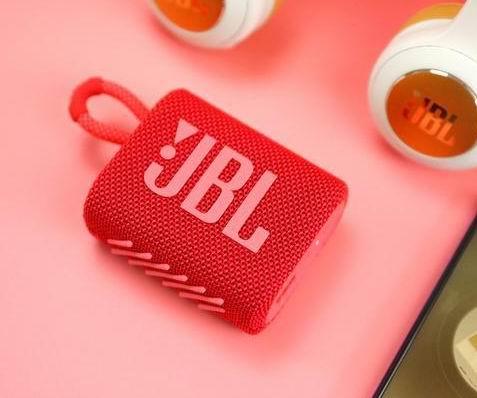 JBL GO 3 音乐金砖三代 便携式蓝牙音箱 49.98加元(多色可选),原价 59.98加元,包邮