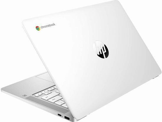 历史新低!HP 惠普 Chromebook 14a-na0030ca 14英寸 谷歌笔记本电脑(4GB/128GB)6.6折 361.41加元包邮!