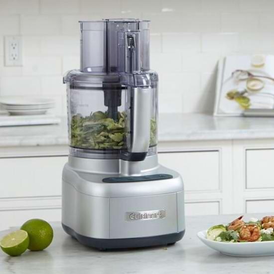 历史新低!Cuisinart 美康雅 FP-11SSVEC 11杯量食物料理机4.9折 99加元清仓并包邮!