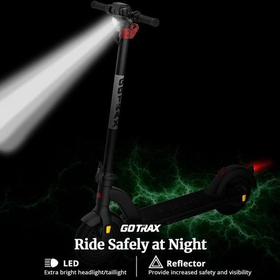 历史新低!GOTRAX G4 40公里超长续航 高性能通勤电动滑板车 597.99加元包邮!