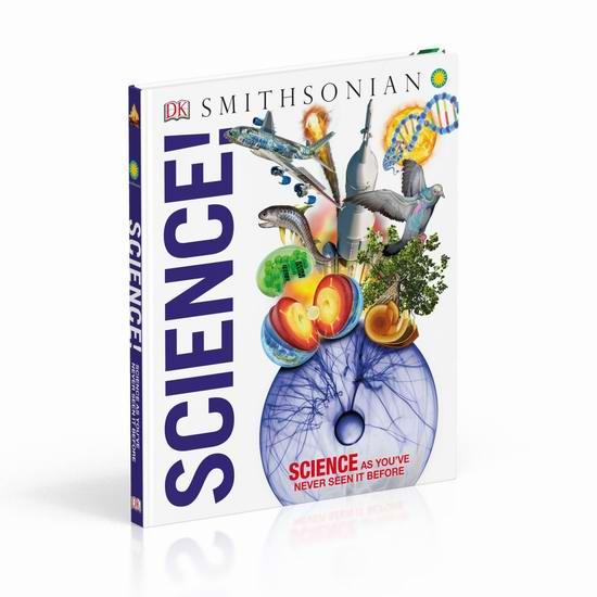孩子的科学启蒙《Science! DK儿童科学大百科》 22.95加元!