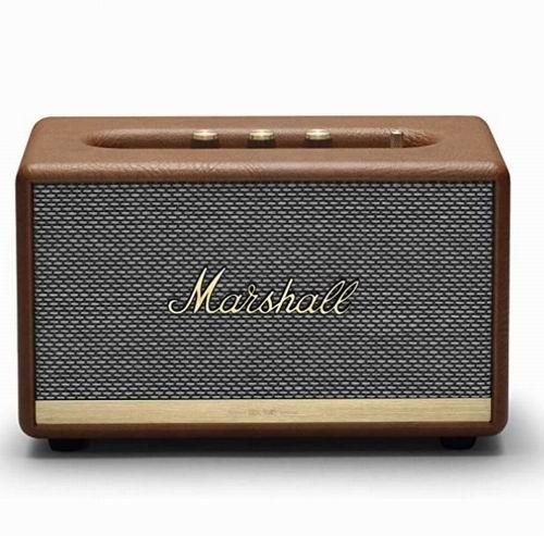 历史新低!Marshall Acton II 复古音箱 7.4折 249.99加元