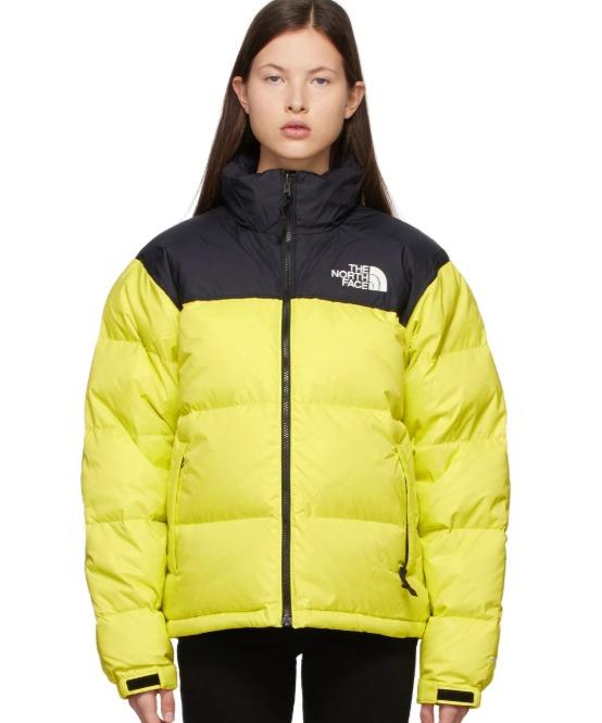明星同款!The North Face 1996 Retro Nuptse女士鹅绒服 263加元,原价 370加元,包邮