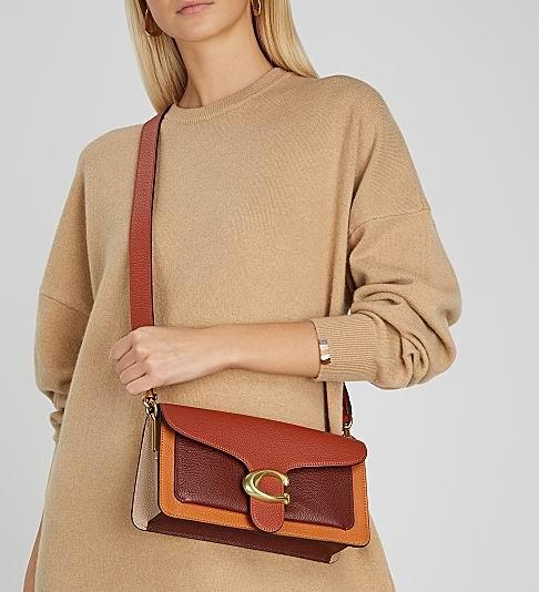 COACH精选美包 、饰品 、美鞋 5折起+额外8折:斜挎包 117加元、Tabby腋下包 297加元