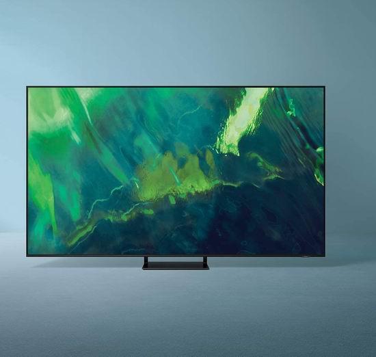 史低价!Samsung 三星 Q70A 85英寸级 QLED光质量子点电视 3098加元,原价 3498加元,包邮