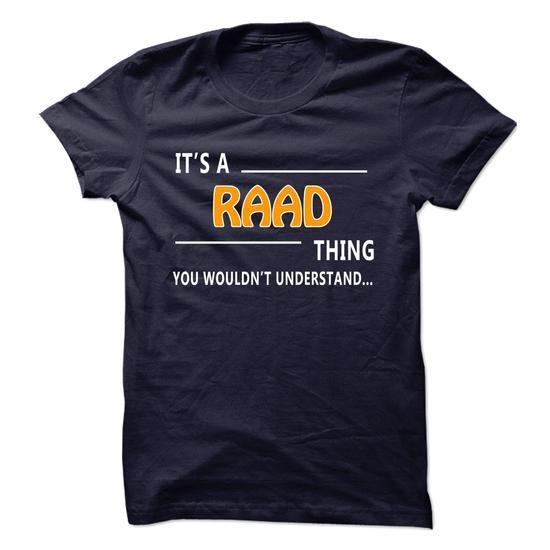 RAAD 免费赠送1000件T恤!