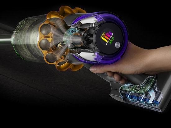 新品上市!Dyson 戴森 V15 顶级新旗舰 激光识别 无线吸尘器 949.99加元起!