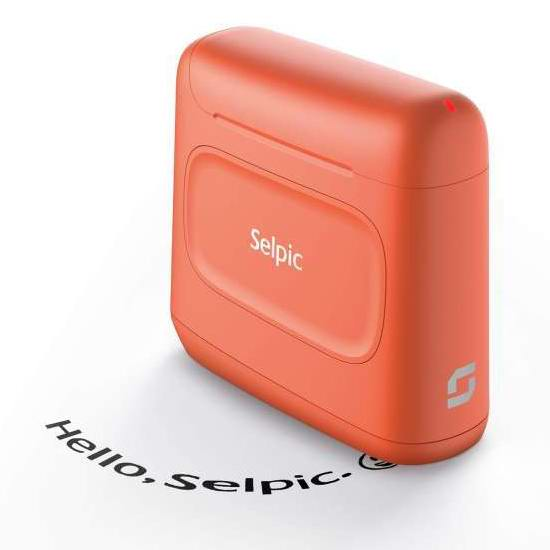 历史新低!Selpic S1+ 超便携 个性创意打印 手持式打印机4折 159.99加元包邮!免税!3色可选!