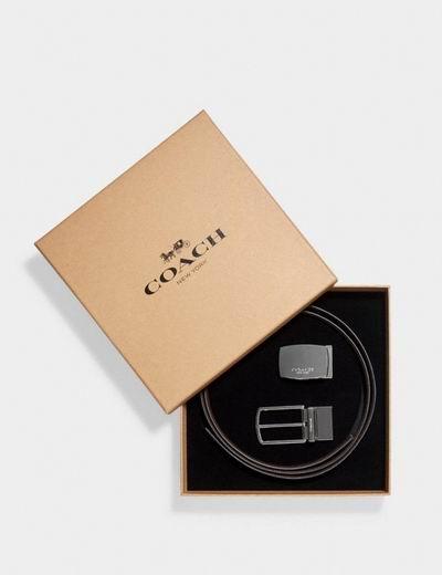 Coach Outlet 父亲节大促,指定款3.5折起+额外8.5折+满送价值150美元腰带!卡包.2、钱包.62!