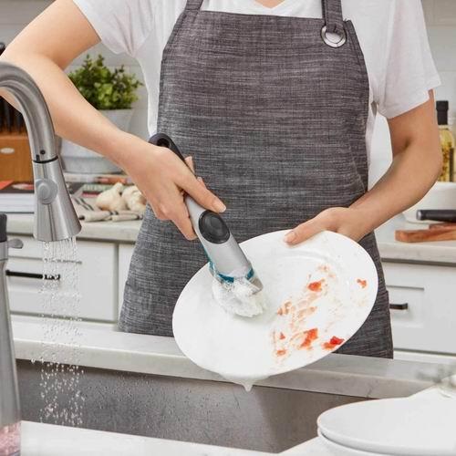 OXO Good Grips 家用喷皂洗碗刷 15.99加元,原价 19.99加元