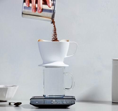 OXO奥秀手冲滴滤式咖啡杯 7折 16.99加元,原价 24.23加元