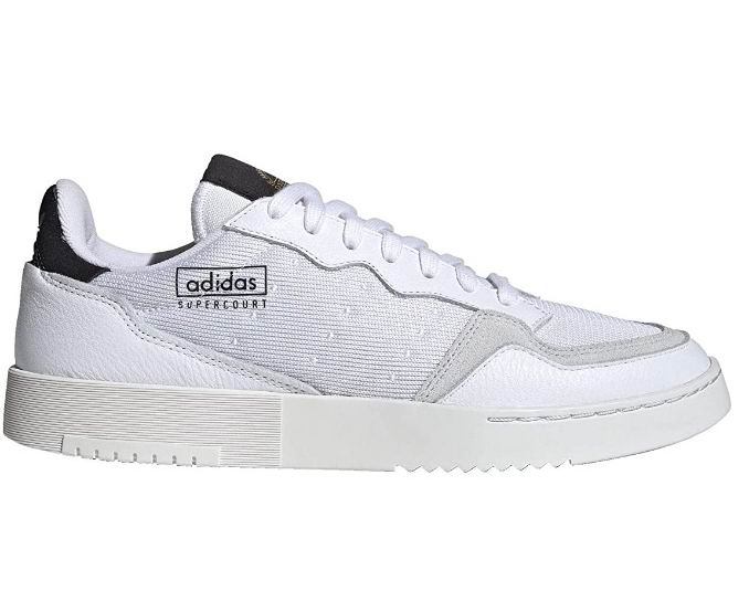 adidas Originals  Supercourt 男士休闲鞋 31.76加元起,原价 90.77加元