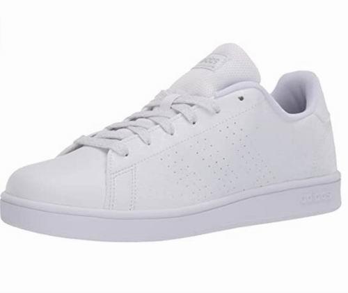 adidas Advantage 大童小白鞋 26.36加元起,原价 58.45加元