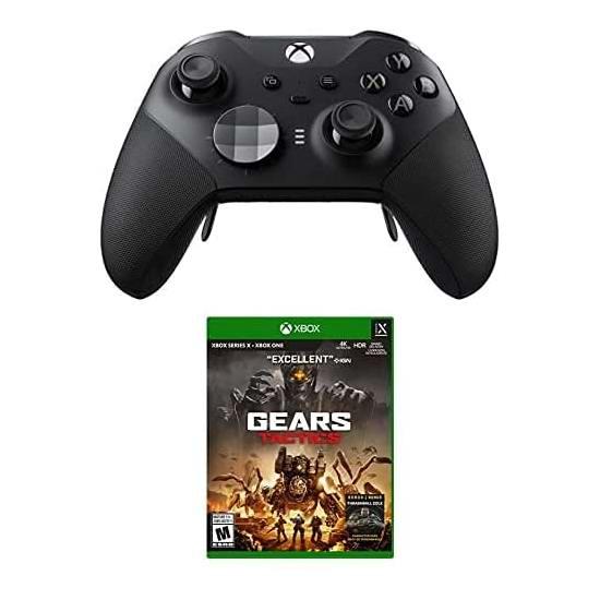 历史新低!Xbox Elite 2 精英版无线控制器2代 + 《战争机器:战术小队》Xbox版游戏7.4折 229加元包邮!