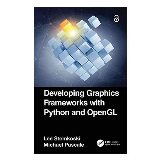 疑似Bug价!新书预定《Developing Graphics Frameworks with Python and OpenGL 使用 Python 和 OpenGL 开发图形框架》Kindle版电子书 免费!