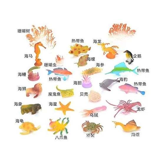 白菜价!历史新低!MGrowth 海洋宝宝 水精灵生长豆+海洋小动物超值装3.5折 14加元清仓并包邮!免税!
